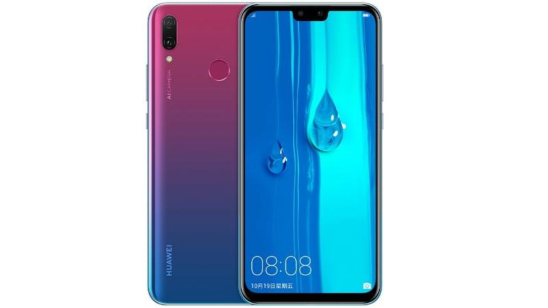 The Huawei Enjoy 9 plus