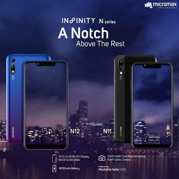 Micromax Infinity N