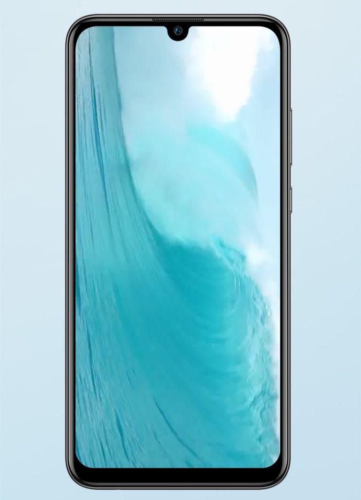 The Huawei P smart (2019)