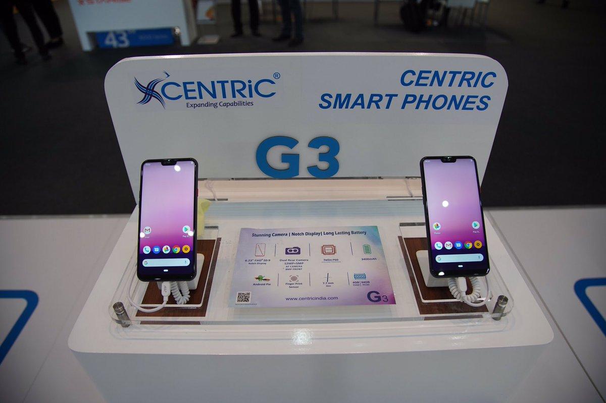 CENTRiC G3