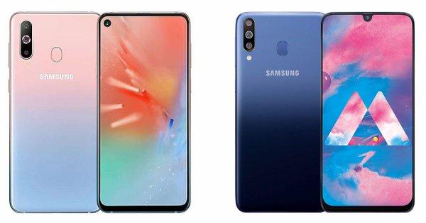 Samsung Galaxy A60 & A40s