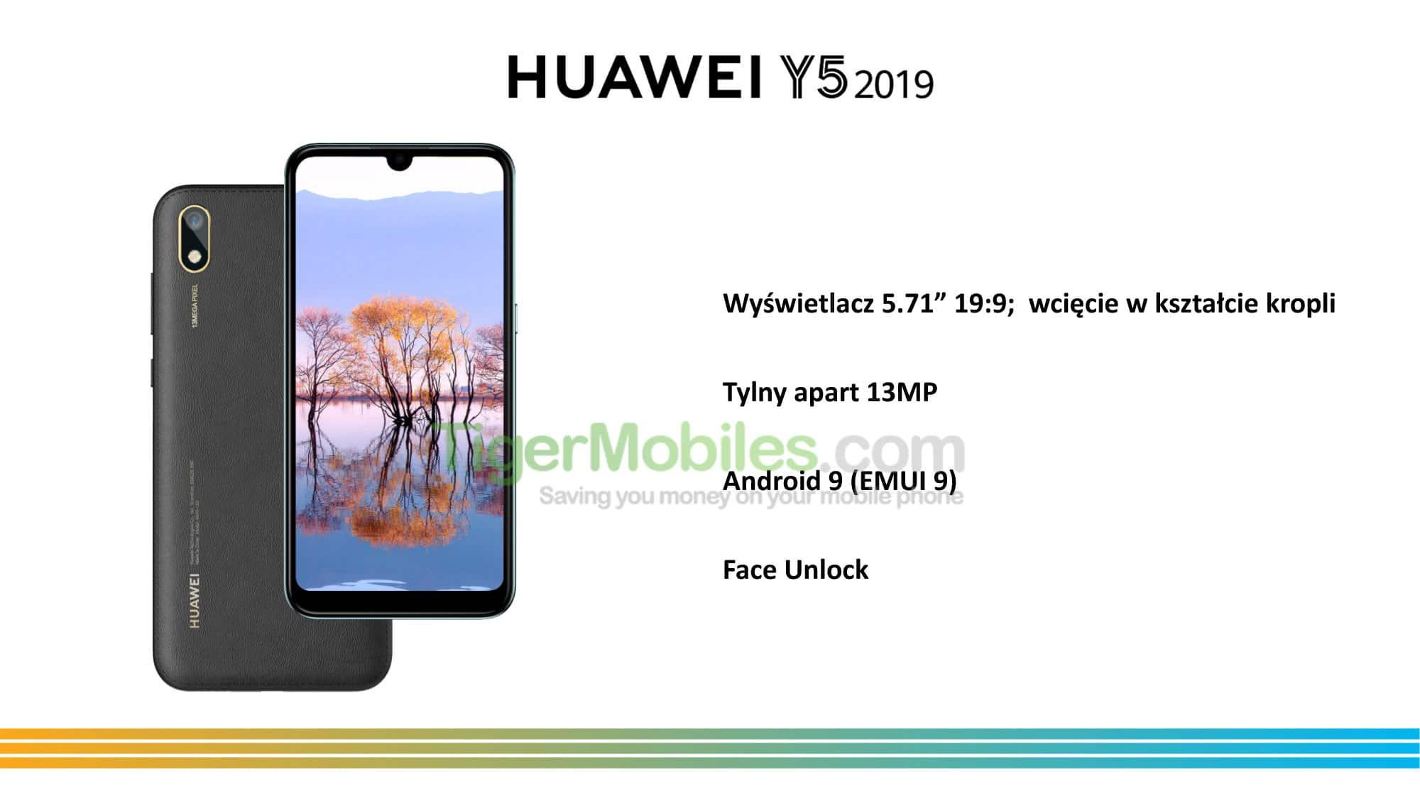 Huawei Y5 2019