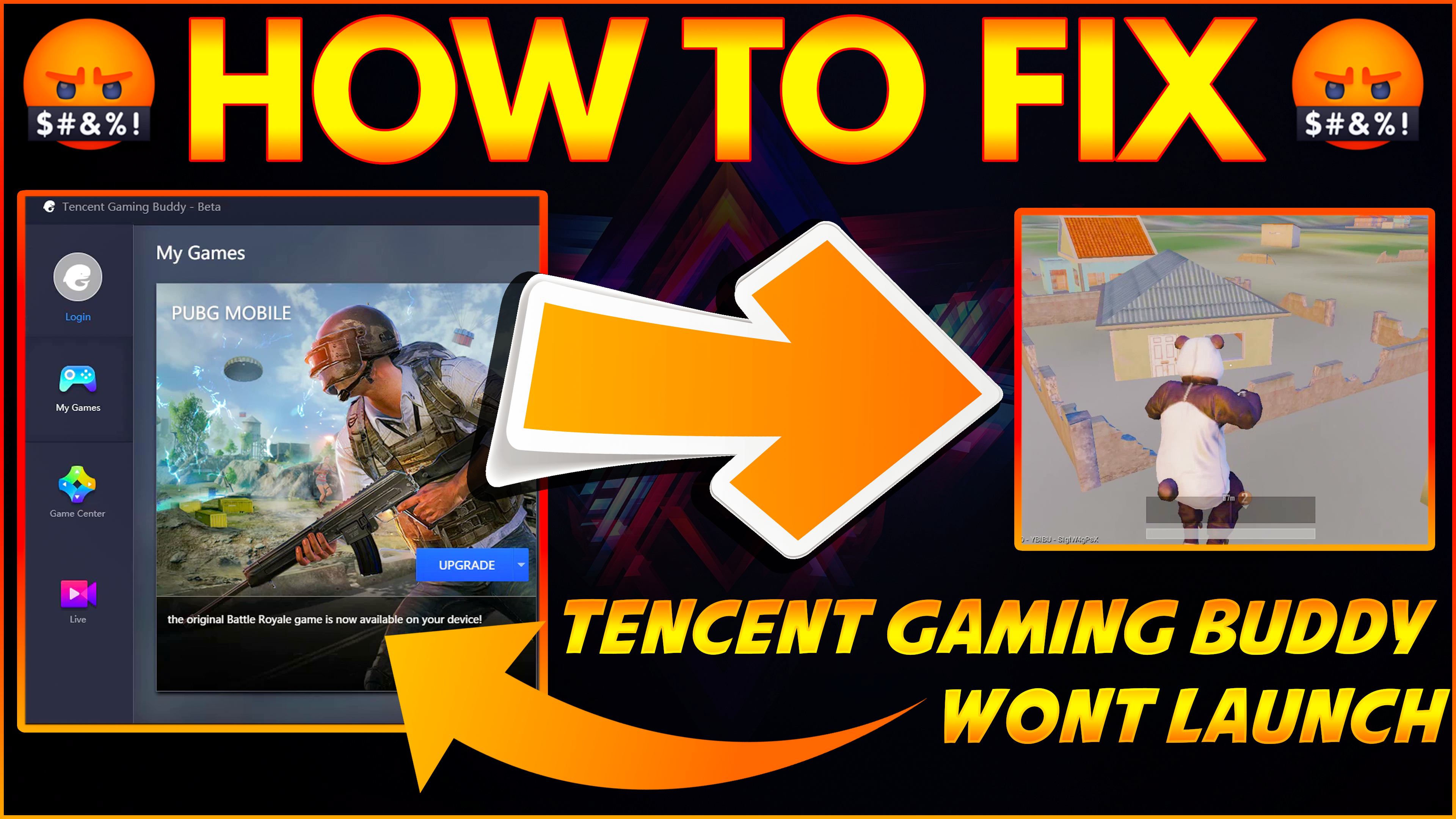 How to Fix PUBG Tencent Gaming Buddy, PUBG Emulator is not