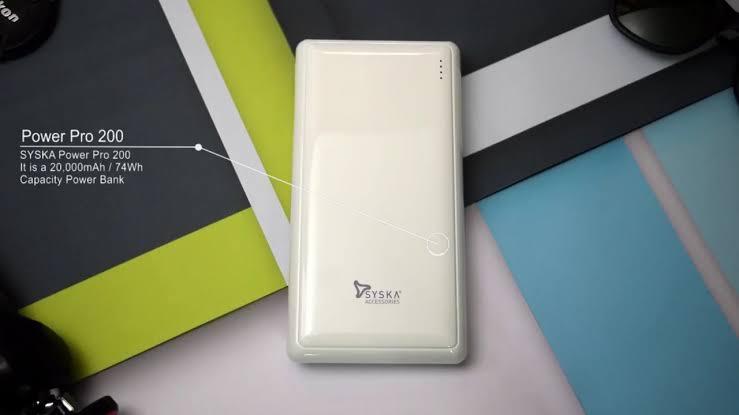 Syska Pro 200