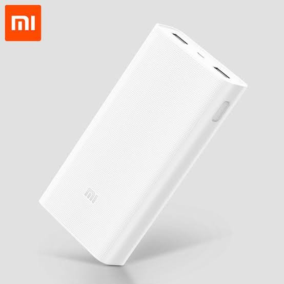 MI 20,000mAh Powerbank 2i