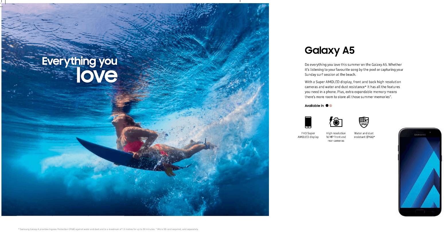 Samsung SUED
