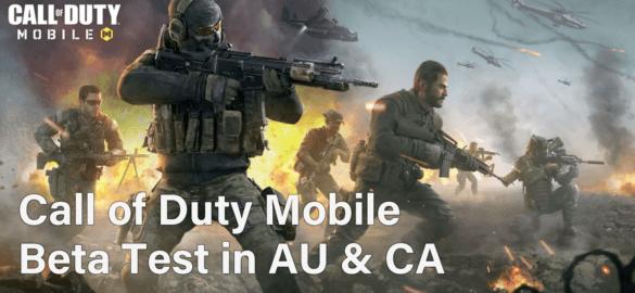 Call of Duty Mobile BETA