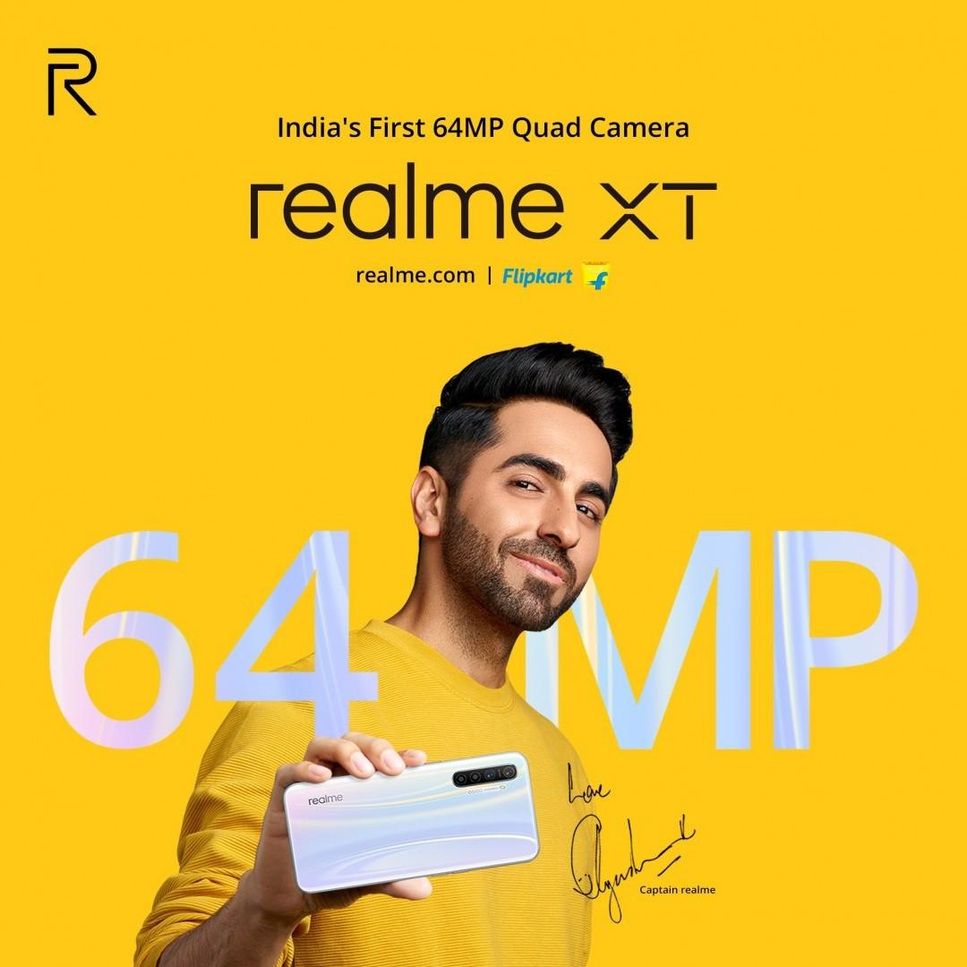Realme XT vs Vivo Z1x