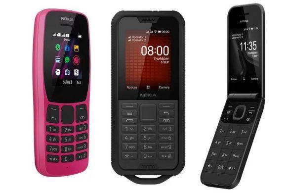 Nokia 110 (2019), 800 Tough, 2720