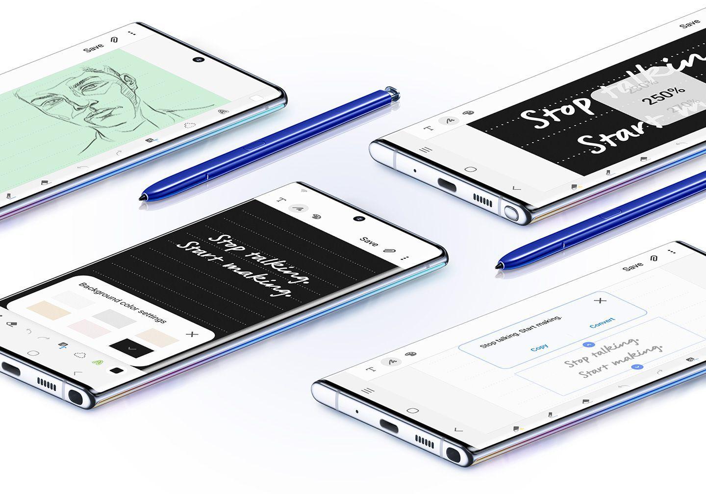 Samsung Note 10+ Problems
