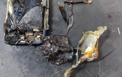 Redmi Note 7S Burns