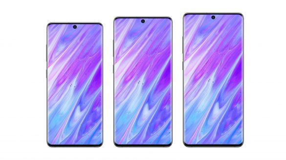 Samsung Galaxy S11 Series
