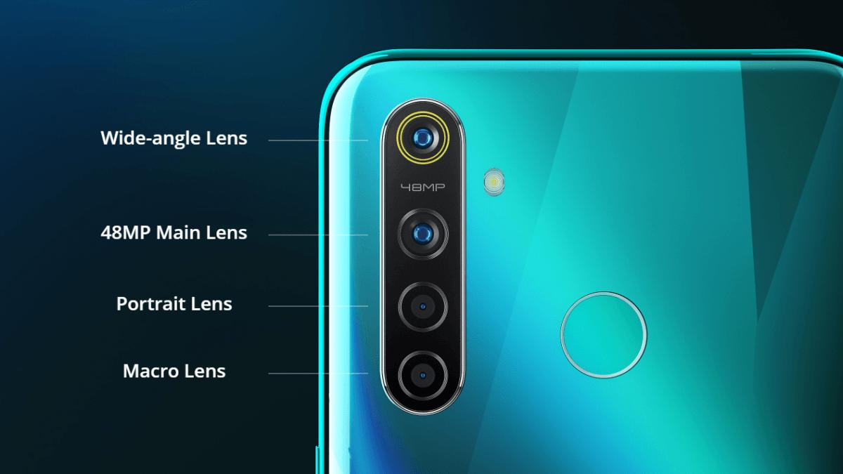 Smartphone Camera Sensor