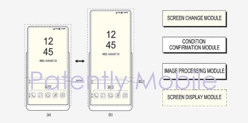 Samsung's Latest Patent