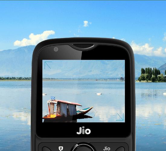 Reliance JioPhone Lite