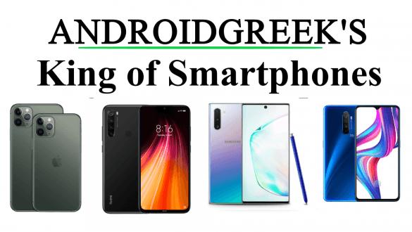 King of Smartphone 2019
