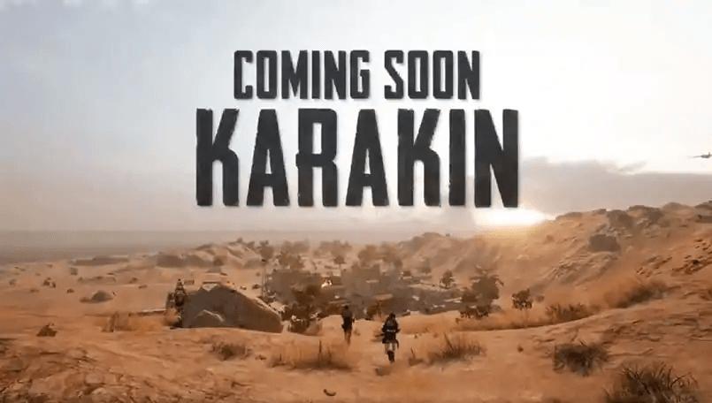 PUBG teases Karakin