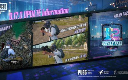 PUBG Mobile 0.17.0
