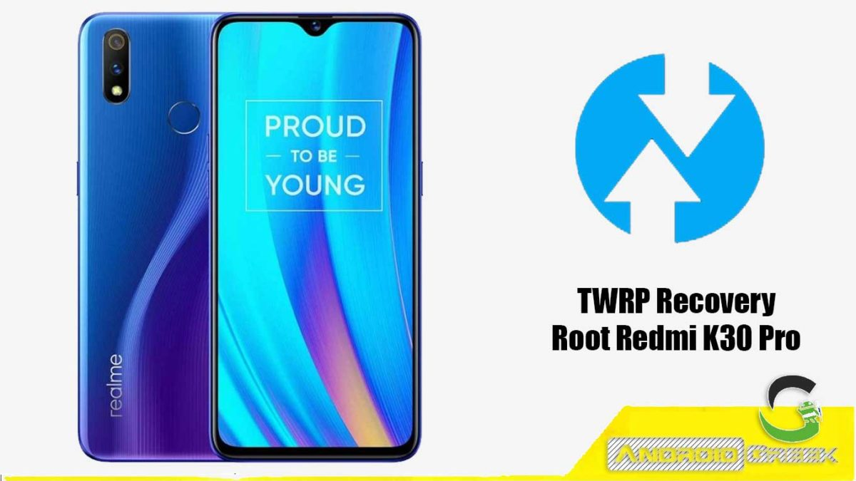 TWRP Recovery For Realme 3 Pro