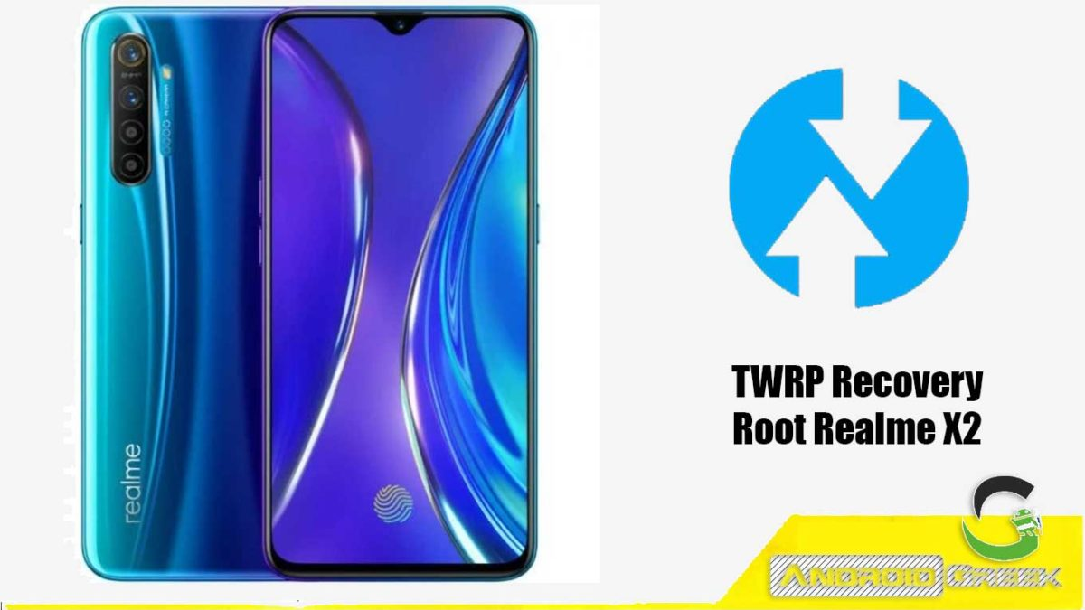 TWRP Recovery For Realme X2