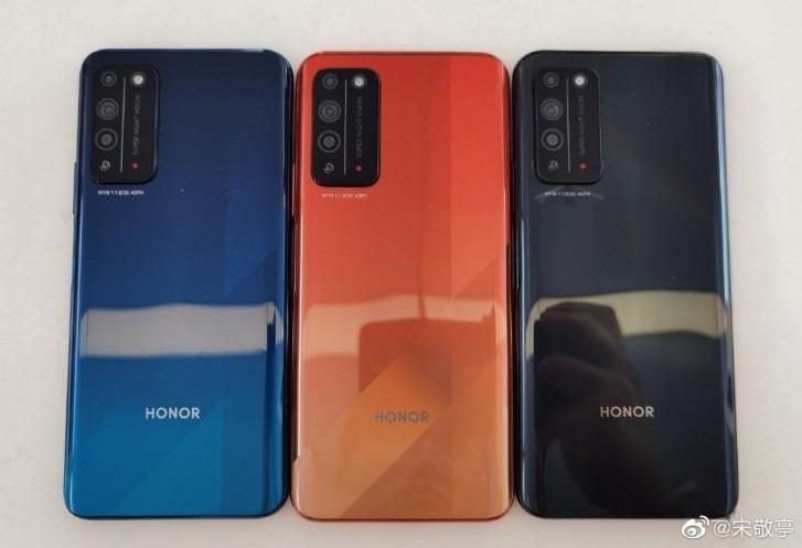 Honor X10 Renders