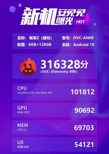 Huawei enjoys Z