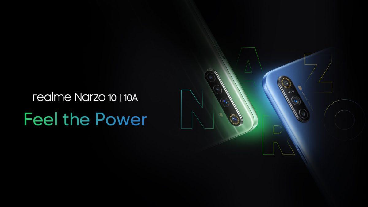 Realme Narzo Series