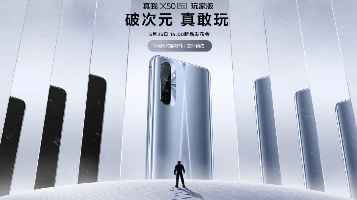 Realme X50 Pro Player Edition