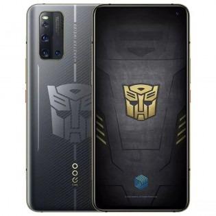 iQOO 3 Transformer Edition