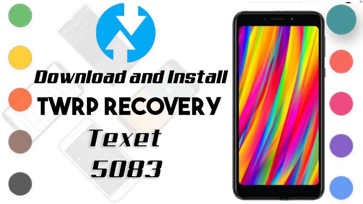 Texet 5083
