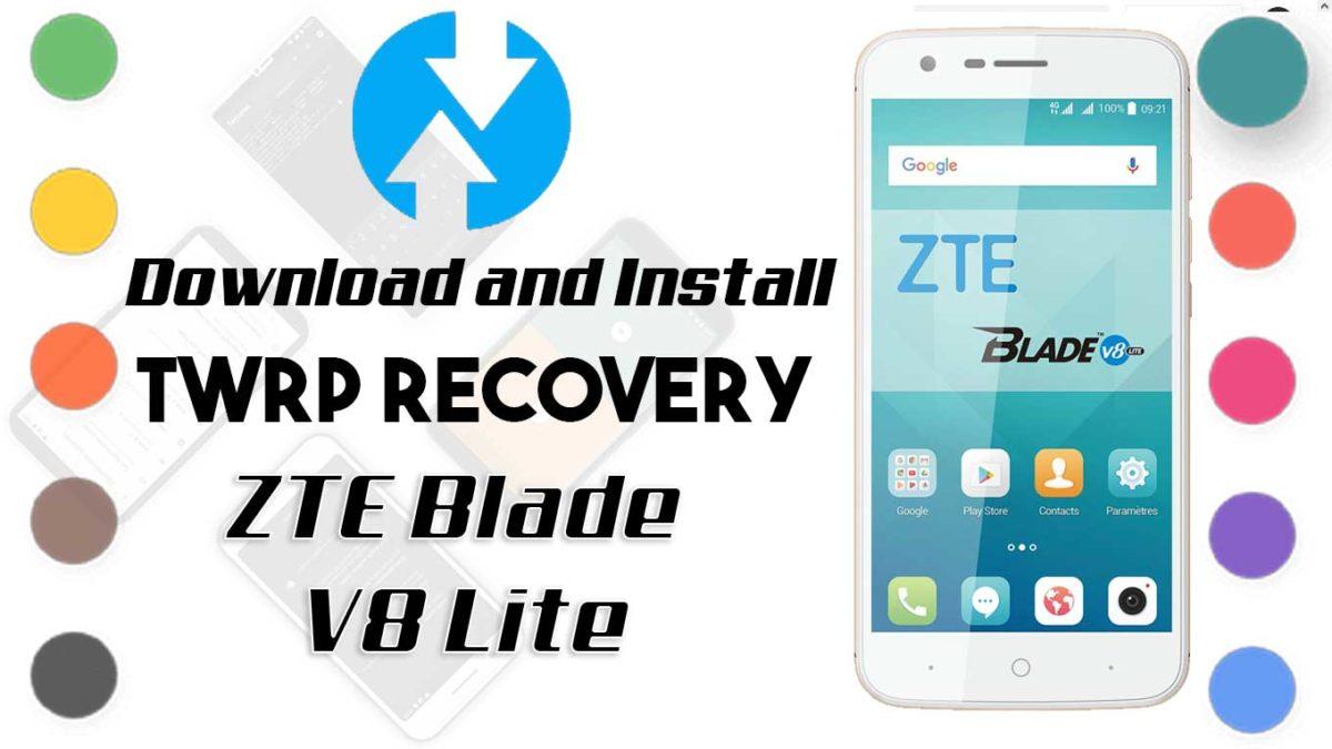 ZTE Blade V8 Lite