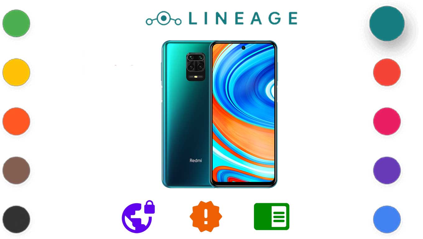 Download Lineage OS 18.0 Unofficial For Redmi Note 9s/Pro (Miatoll) | Android 11