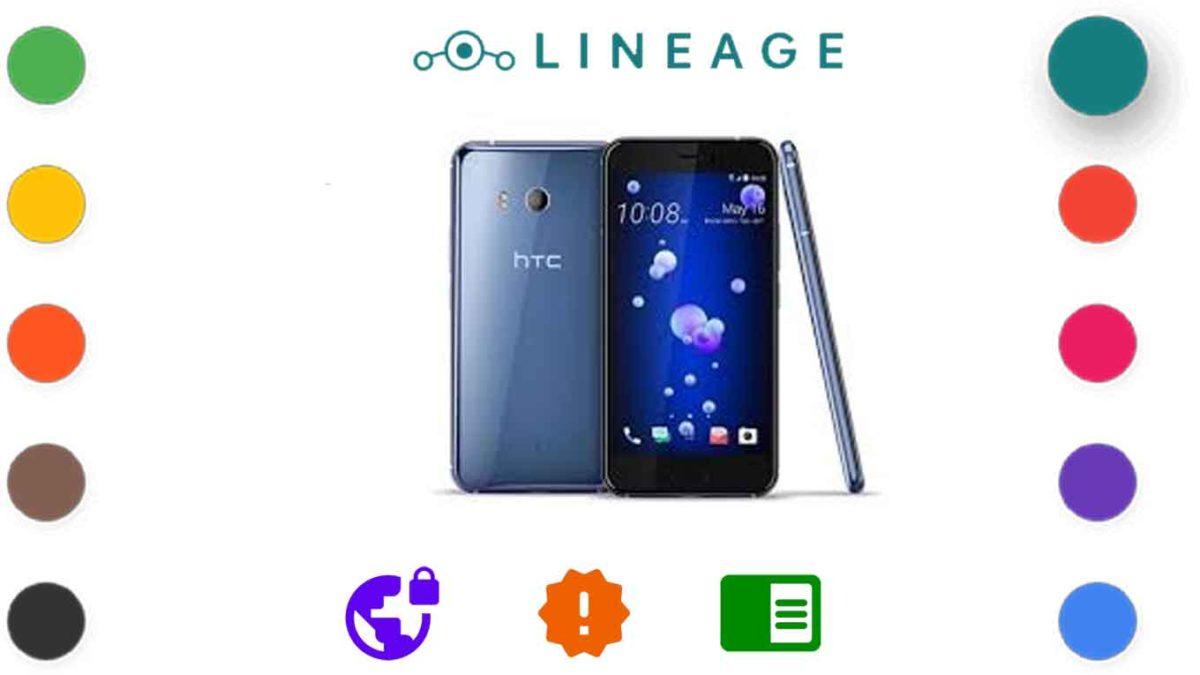 HTC U11 (ocn)