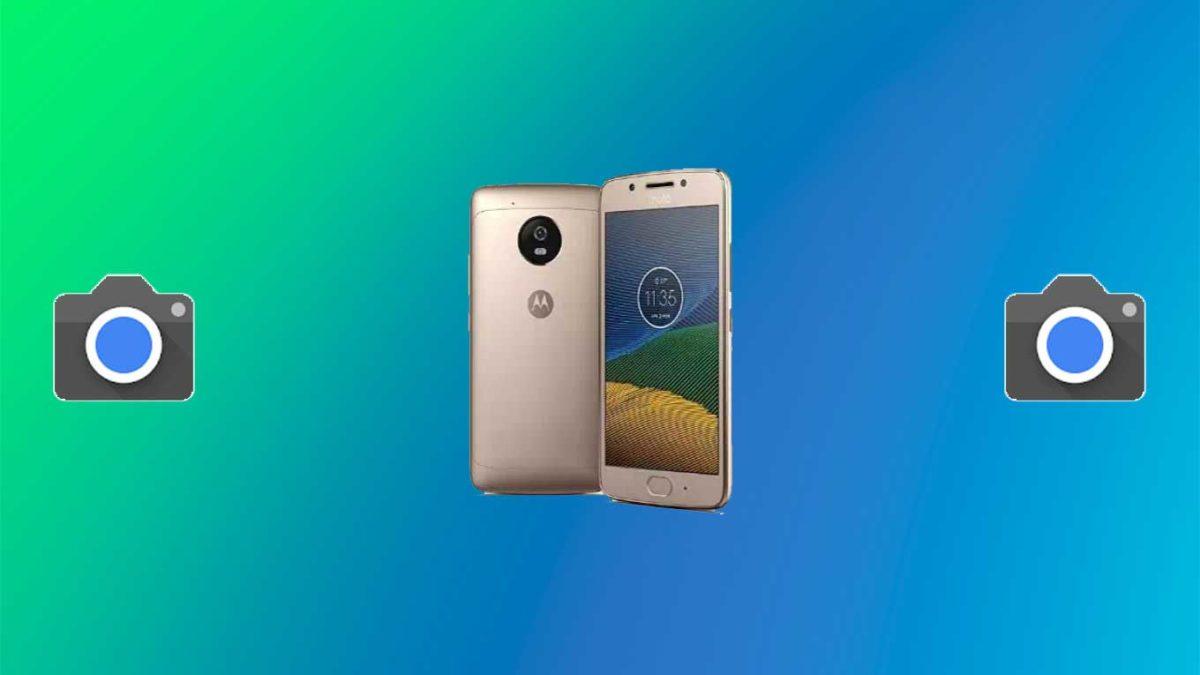 How do I install Google camera on Moto G5 [GCam APK]- Google Camera port for Moto G5 without root