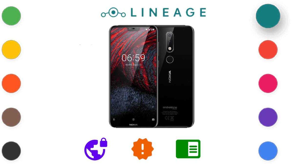 Nokia 6.1 (pl2_sprout)