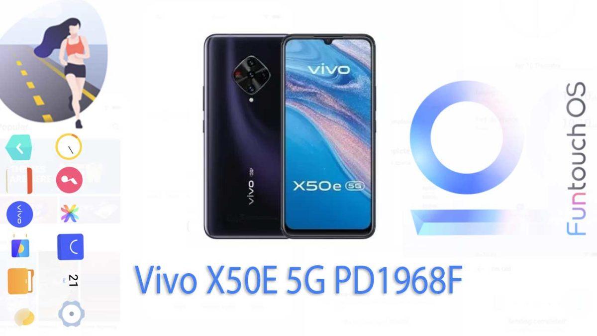 Vivo X50E 5G PD1968F