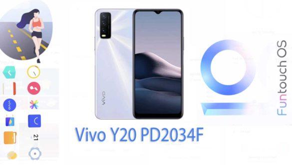 Vivo Y20 PD2034F