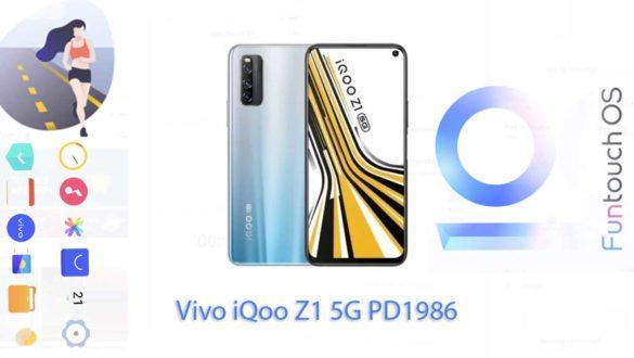 Vivo iQoo Z1 5G PD1986