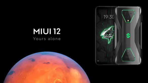 Xiaomi Black Shark 3 KLE-H0
