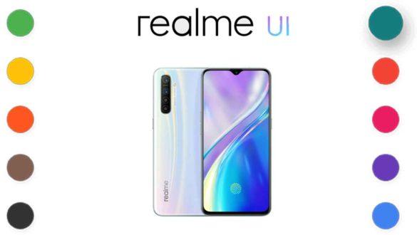 Realme X2 Stock ROM
